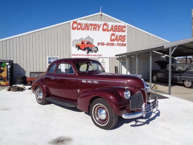 1940 Pontiac Coupe (CC-1299964) for sale in Staunton, Illinois