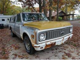 1972 Chevrolet C10 (CC-1299979) for sale in Cadillac, Michigan
