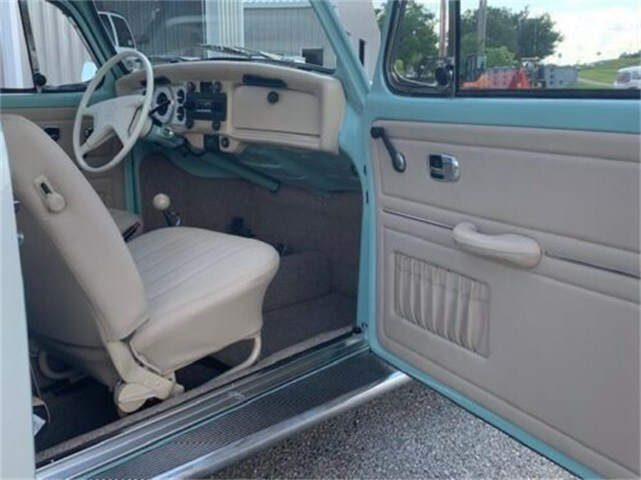 1972 Volkswagen Beetle (CC-1299985) for sale in Cadillac, Michigan