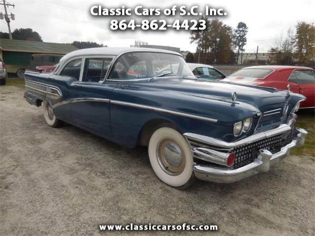 1958 Buick Special (CC-1299991) for sale in Gray Court, South Carolina