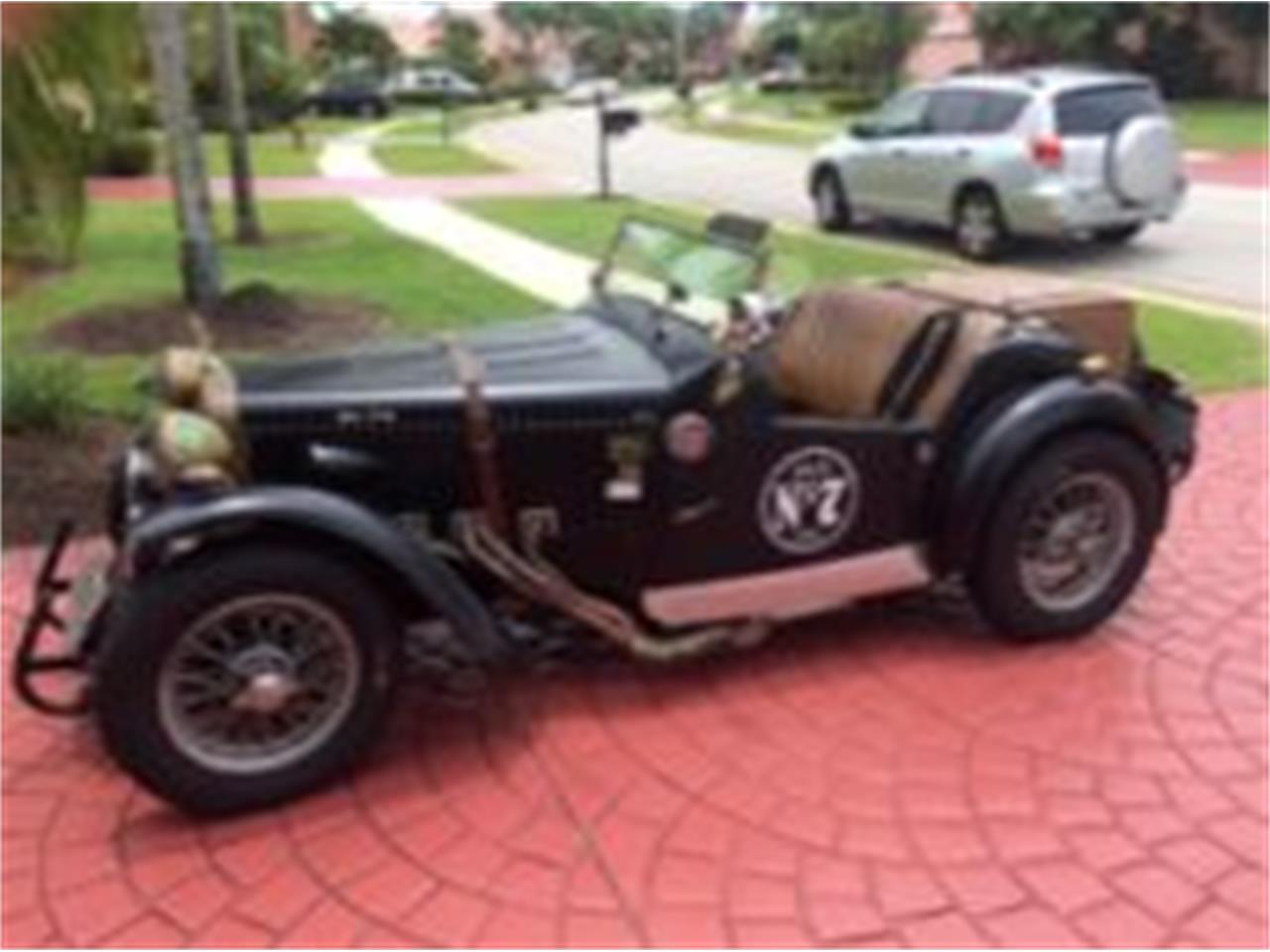 1936 Austin Model Seven (CC-1299992) for sale in Cadillac, Michigan