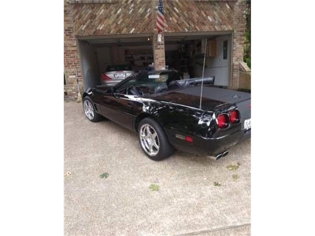 1996 Chevrolet Corvette (CC-1299994) for sale in Cadillac, Michigan