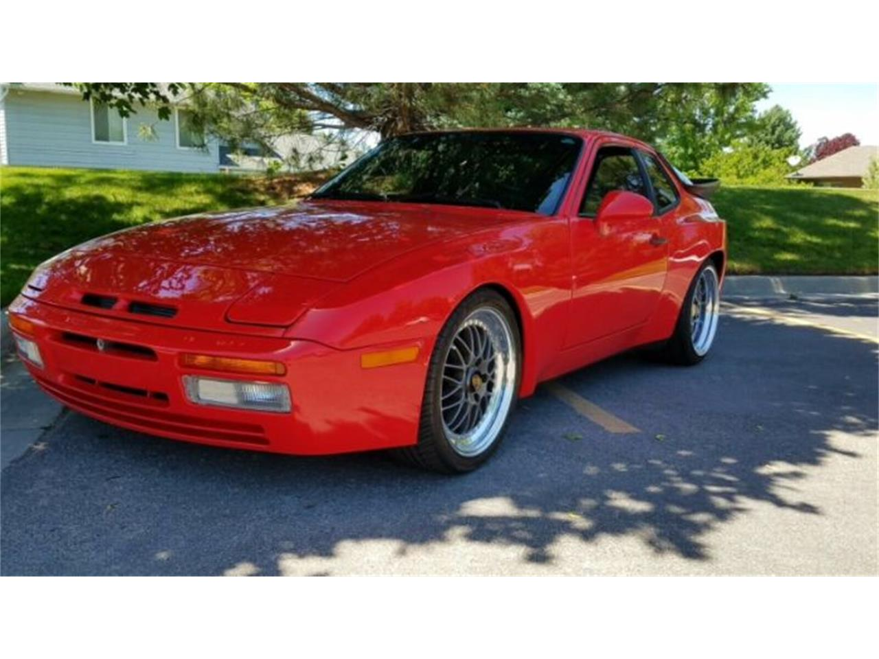 1986 Porsche 944 (CC-1299995) for sale in Cadillac, Michigan