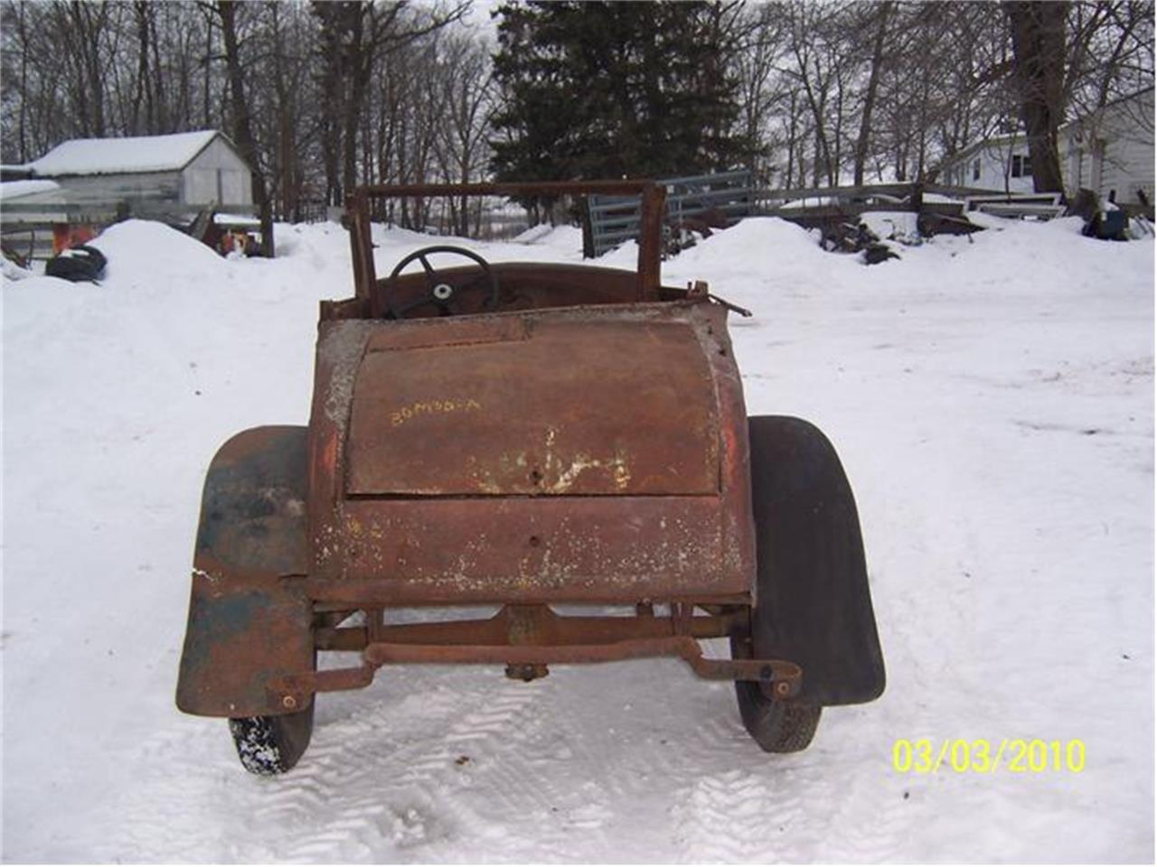 1930 Ford Cabriolet (CC-137943) for sale in Parkers Prairie, Minnesota