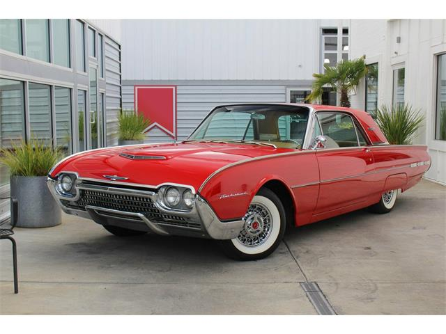 1962 Ford Thunderbird (CC-1301021) for sale in Scottsdale, Arizona