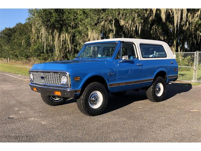 1972 Chevrolet Blazer (CC-1301027) for sale in Scottsdale, Arizona