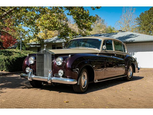 1962 Rolls-Royce Silver Cloud II (CC-1301028) for sale in Scottsdale, Arizona
