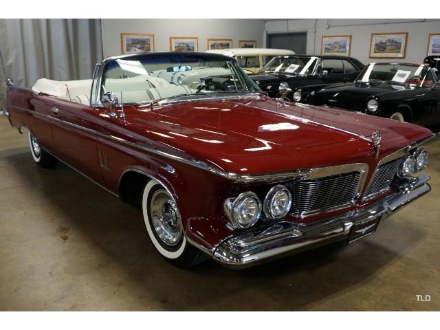 1962 Chrysler Imperial Crown (CC-1300103) for sale in Chicago, Illinois