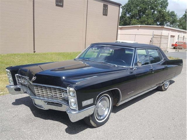 1967 Cadillac Fleetwood (CC-1301058) for sale in Orlando, Florida