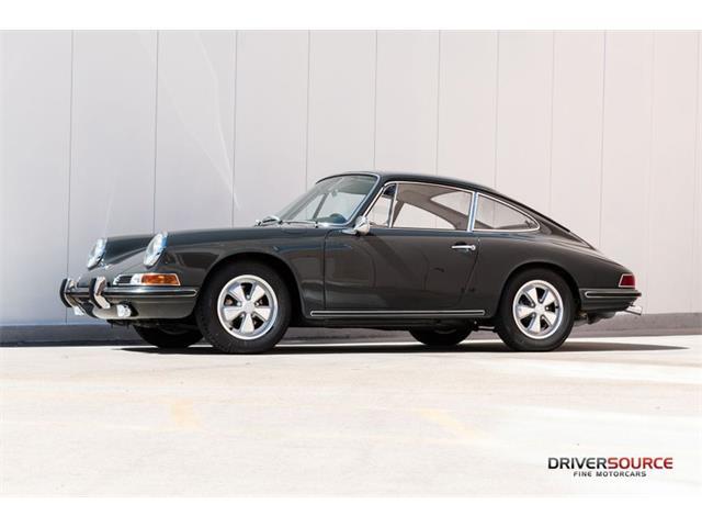 1967 Porsche 911S (CC-1301078) for sale in Houston, Texas