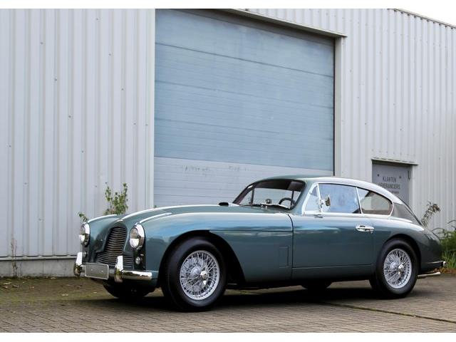 1955 Aston Martin Coupe