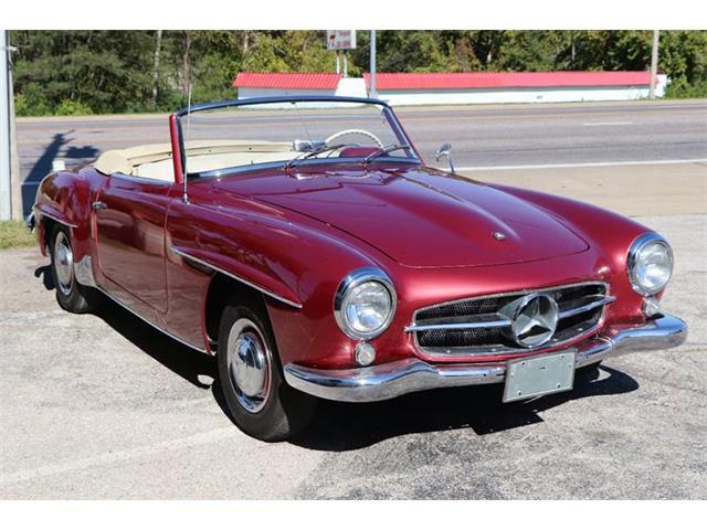 1958 Mercedes-Benz SL-Class (CC-1301088) for sale in St Louis, Missouri
