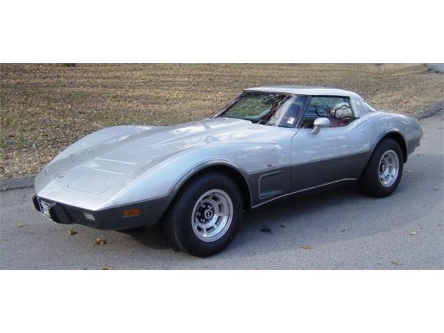 1978 Chevrolet Corvette (CC-1301090) for sale in Hendersonville, Tennessee