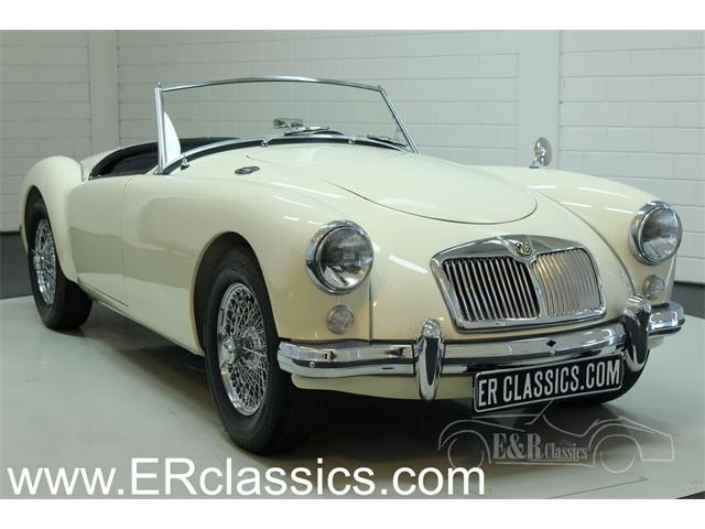 1958 MG MGA (CC-1301115) for sale in Waalwijk, Noord-Brabant