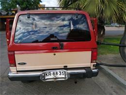 1987 Ford Bronco II (CC-1301124) for sale in Talca, Chile
