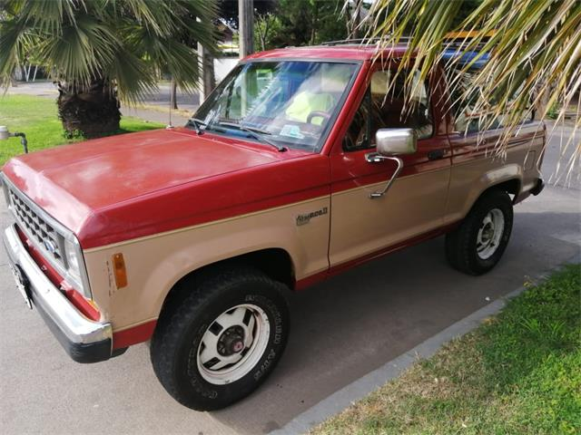 1987 Ford Bronco II (CC-1301124) for sale in Talca, Chile