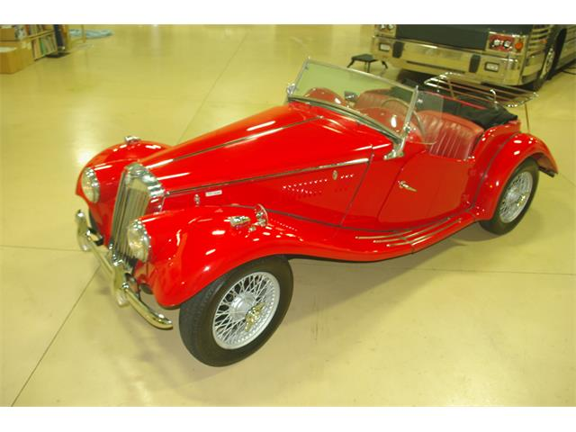 1955 MG TF (CC-1301125) for sale in St. Louis, Missouri