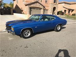 1971 Chevrolet Chevelle Malibu SS (CC-1301138) for sale in Chaparral, New Mexico