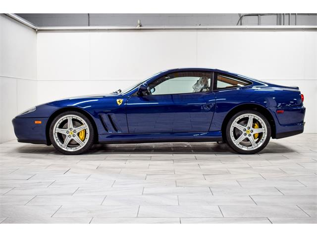 2003 Ferrari 575M Maranello (CC-1301142) for sale in Montreal, Quebec