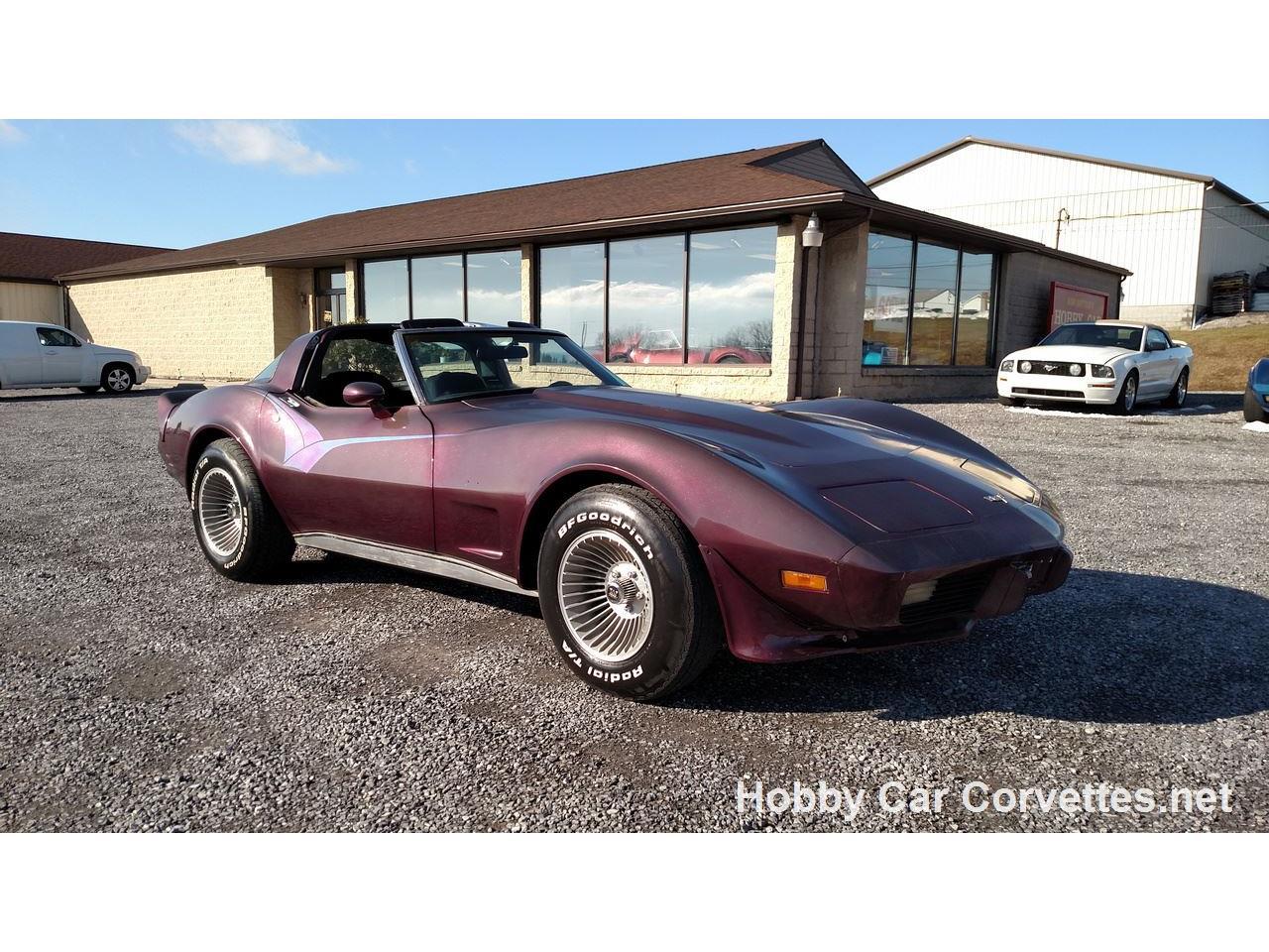 1979 Chevrolet Corvette (CC-1301145) for sale in martinsburg, Pennsylvania