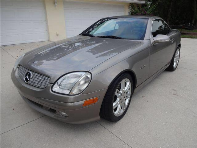 2004 Mercedes-Benz SLK-Class (CC-1301149) for sale in Sarasota, Florida