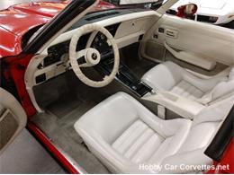 1980 Chevrolet Corvette (CC-1301163) for sale in martinsburg, Pennsylvania