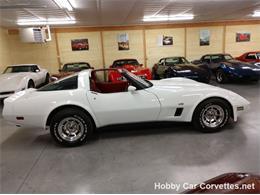 1980 Chevrolet Corvette (CC-1301164) for sale in martinsburg, Pennsylvania