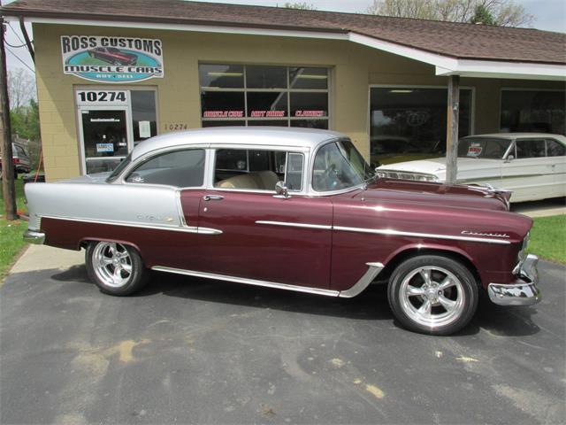 1955 Chevrolet Bel Air (CC-1301168) for sale in Goodrich, Michigan