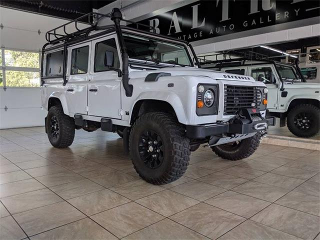 1998 Land Rover Defender (CC-1301172) for sale in St. Charles, Illinois