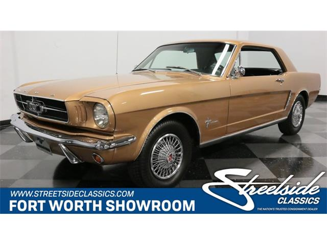 1965 Ford Mustang (CC-1301174) for sale in Ft Worth, Texas