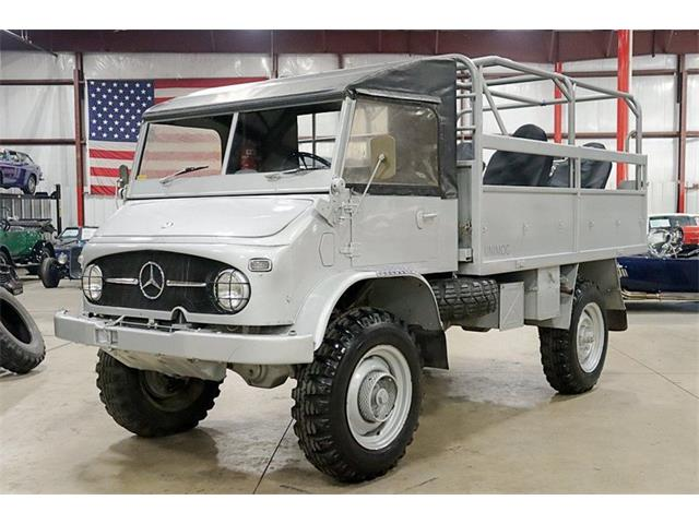 1962 Mercedes-Benz Unimog (CC-1301196) for sale in Kentwood, Michigan