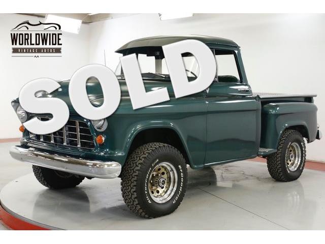 1955 Chevrolet 3100 (CC-1301204) for sale in Denver , Colorado