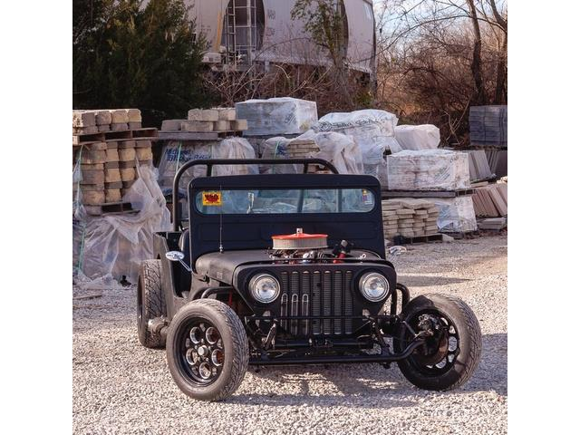 1952 Willys Jeepster (CC-1301220) for sale in St. Louis, Missouri
