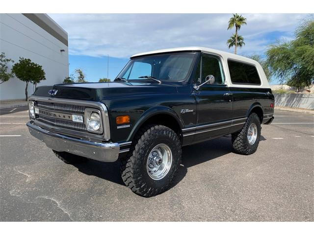 1970 Chevrolet Blazer (CC-1301231) for sale in Scottsdale, Arizona