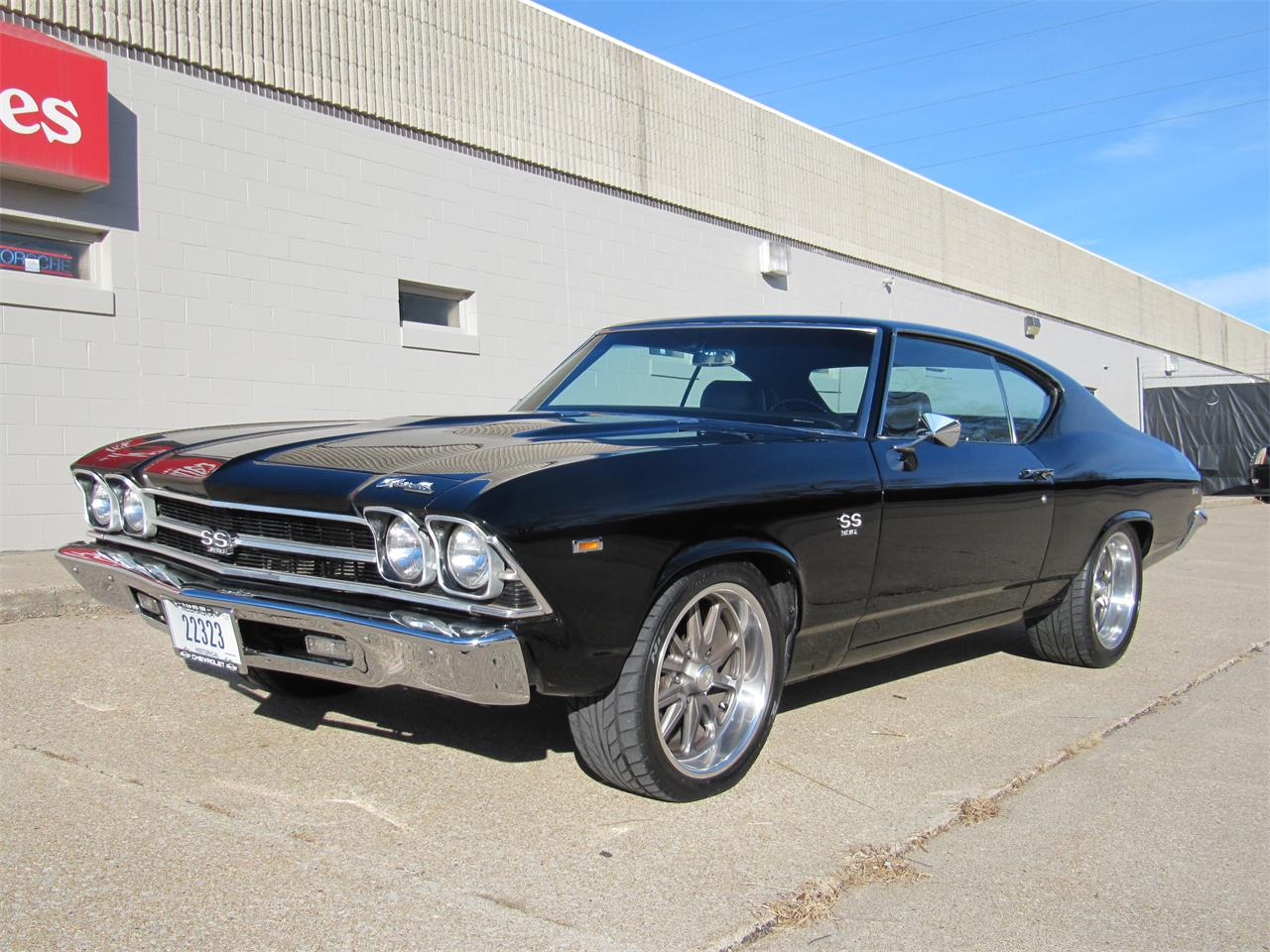 1969 Chevrolet Chevelle Malibu SS (CC-1300125) for sale in Omaha, Nebraska
