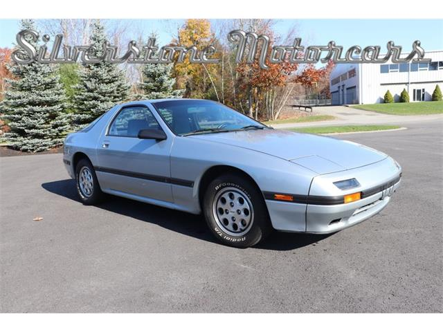 1987 Mazda RX-7 (CC-1301277) for sale in North Andover, Massachusetts