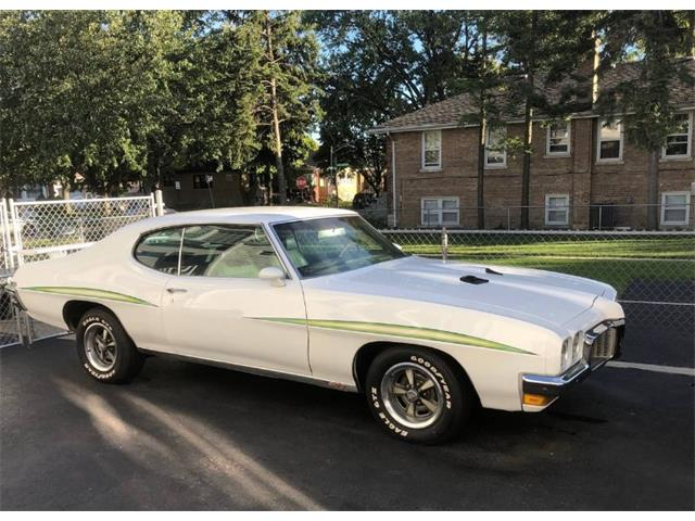 1970 Pontiac LeMans (CC-1301288) for sale in Mundelein, Illinois