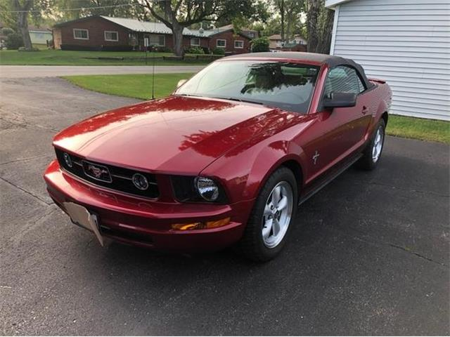 2007 Ford Mustang (CC-1301289) for sale in Mundelein, Illinois