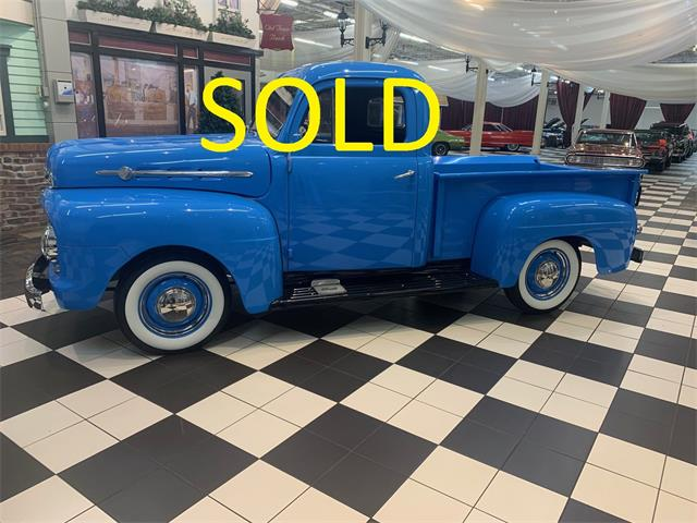 1952 Ford Pickup (CC-1301292) for sale in Annandale, Minnesota