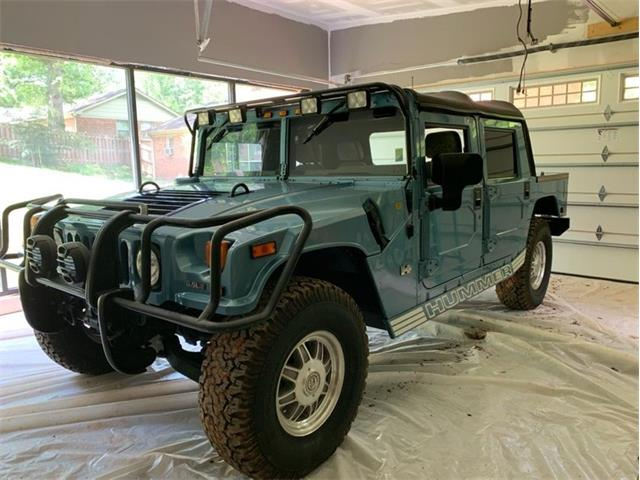 2002 Hummer H1 (CC-1301297) for sale in Raleigh, North Carolina