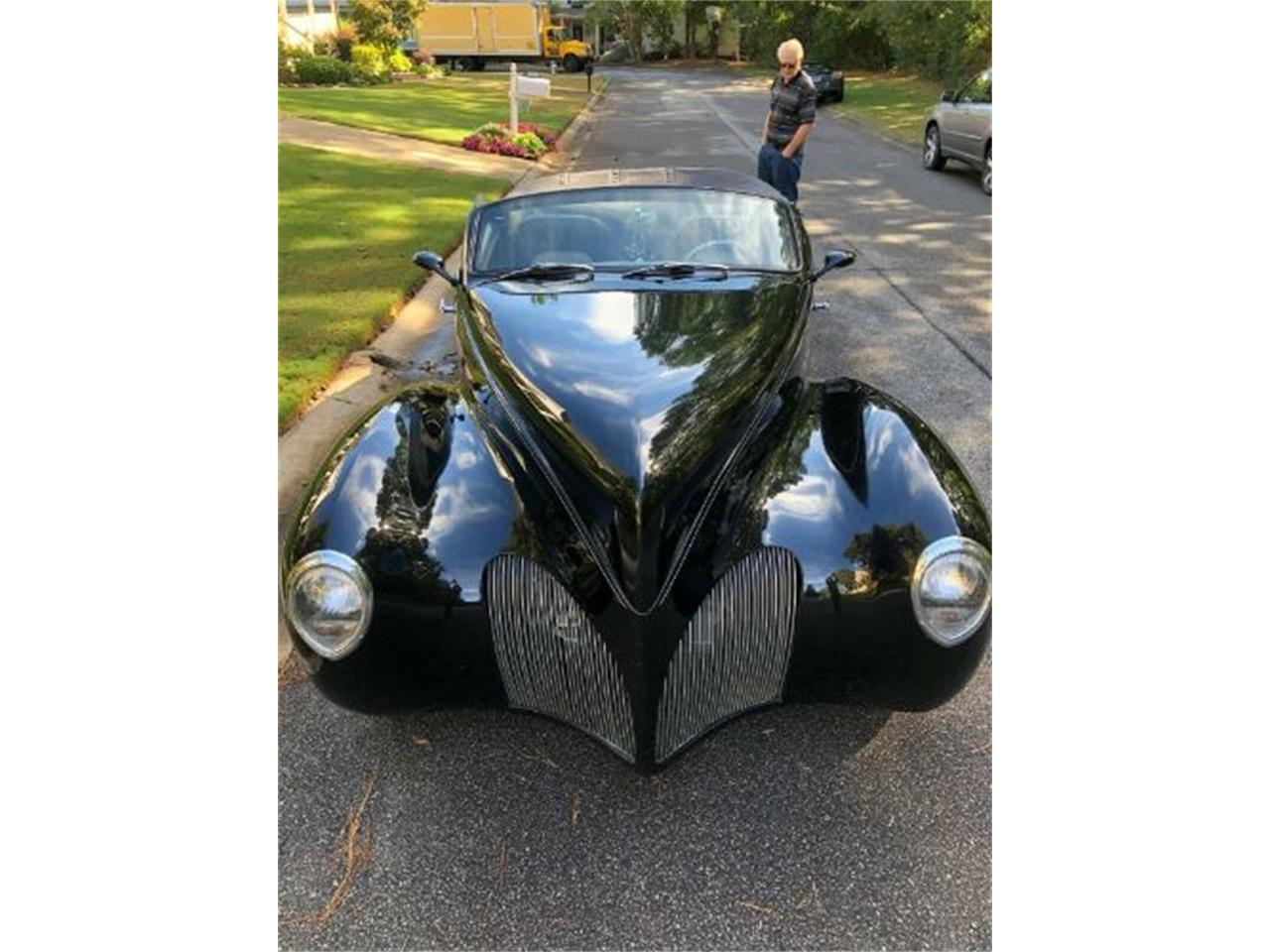 1939 Lincoln Zephyr (CC-1300013) for sale in Cadillac, Michigan