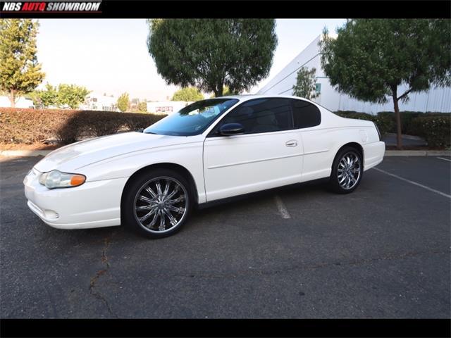2004 Chevrolet Monte Carlo (CC-1301305) for sale in Milpitas, California