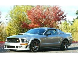 2009 Ford Mustang (CC-1301307) for sale in Cadillac, Michigan