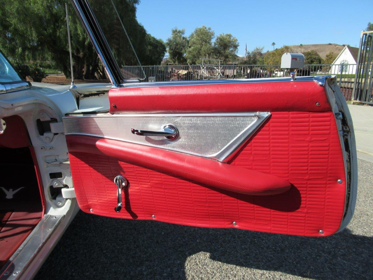 1957 Ford Thunderbird (CC-1300131) for sale in SIMI VALLEY, California