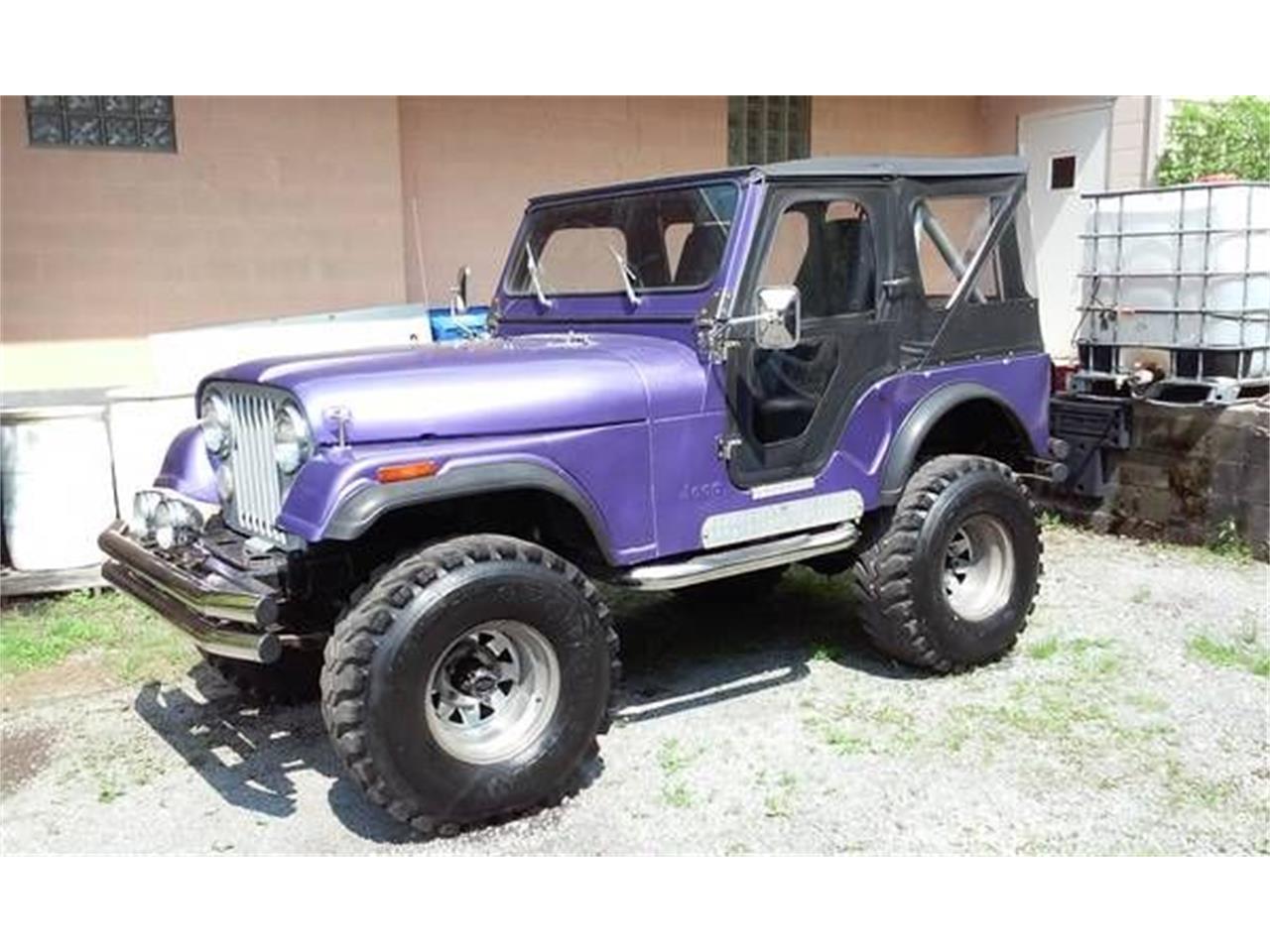for sale 1977 jeep cj5 in cadillac, michigan cars - cadillac, mi at geebo