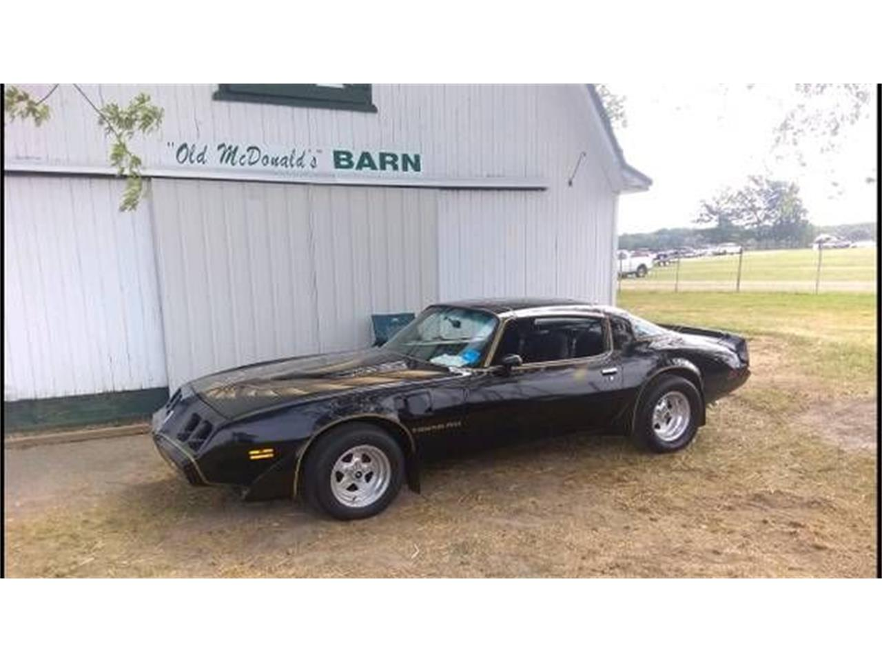 1980 Pontiac Firebird Trans Am (CC-1301317) for sale in Cadillac, Michigan