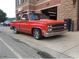 1985 Chevrolet Silverado (CC-1301319) for sale in Cadillac, Michigan