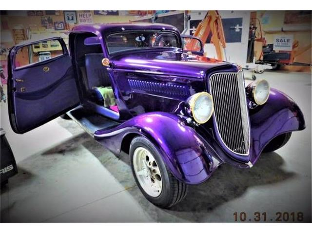 1934 Ford Coupe (CC-1301323) for sale in Cadillac, Michigan