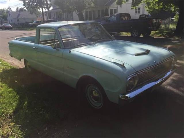 1962 Ford Falcon (CC-1301324) for sale in Cadillac, Michigan