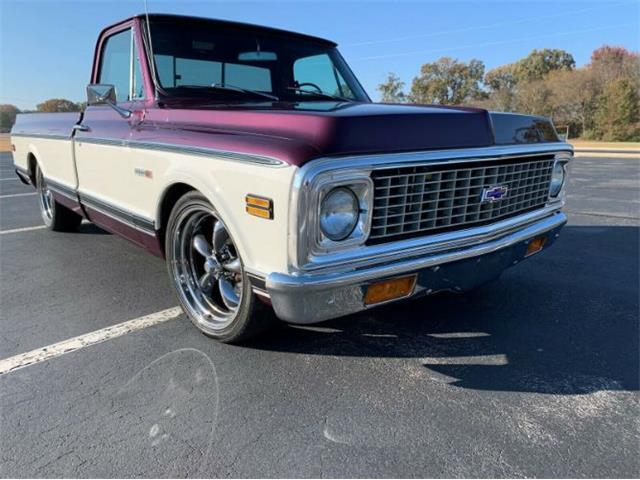 1972 Chevrolet C10 (CC-1301337) for sale in Cadillac, Michigan